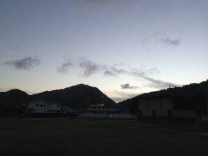 ハワイカイの公園で遊びました!