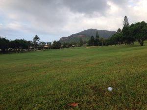 戻って来てすぐ外せない接待ゴルフが。。スコアはもちろんダメダメ