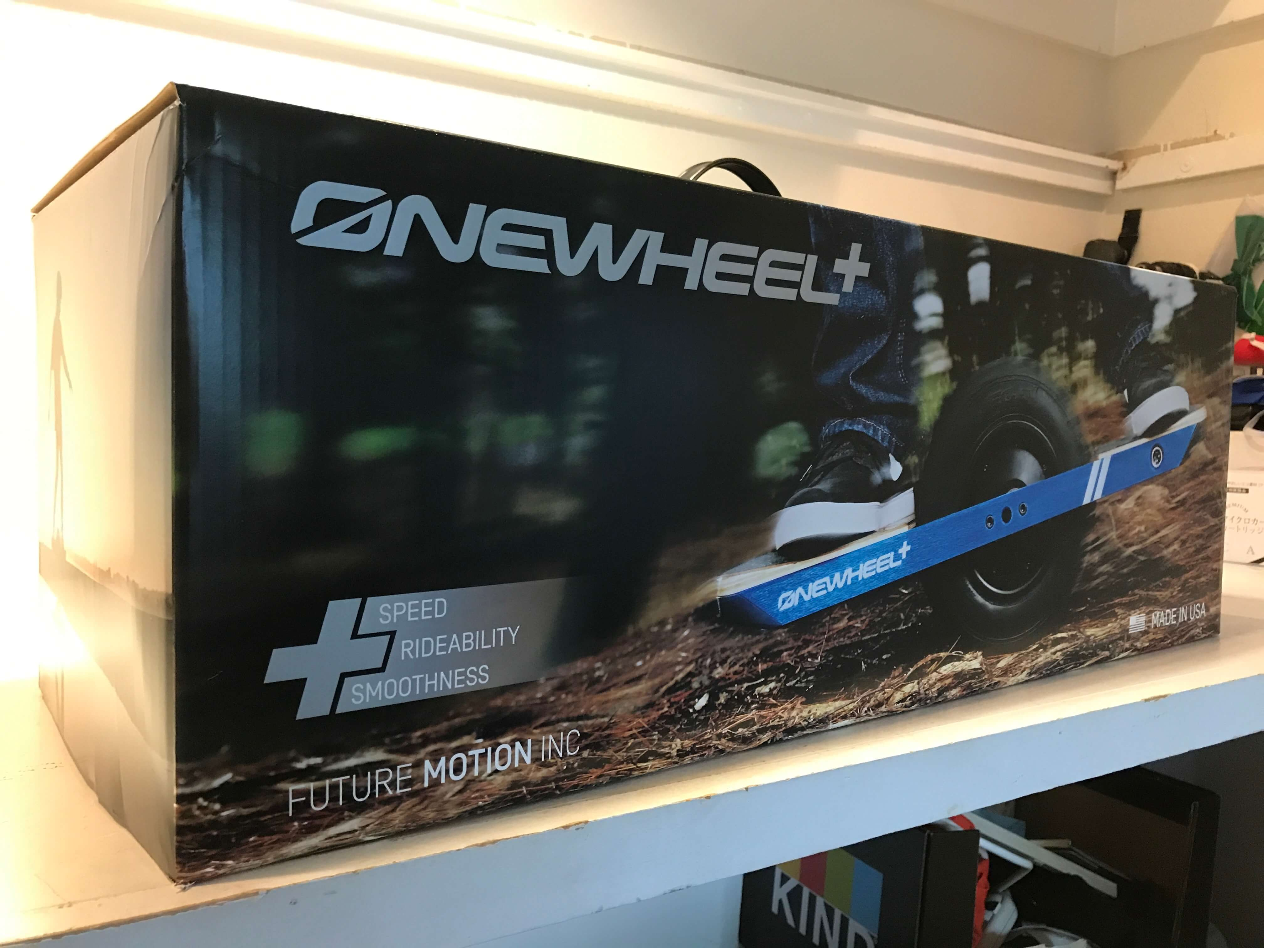 ハワイで大家:ついに来たOnewheel+