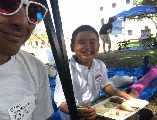 3歳半でハワイに移住した長男は今年9歳。今回は彼の話をします。