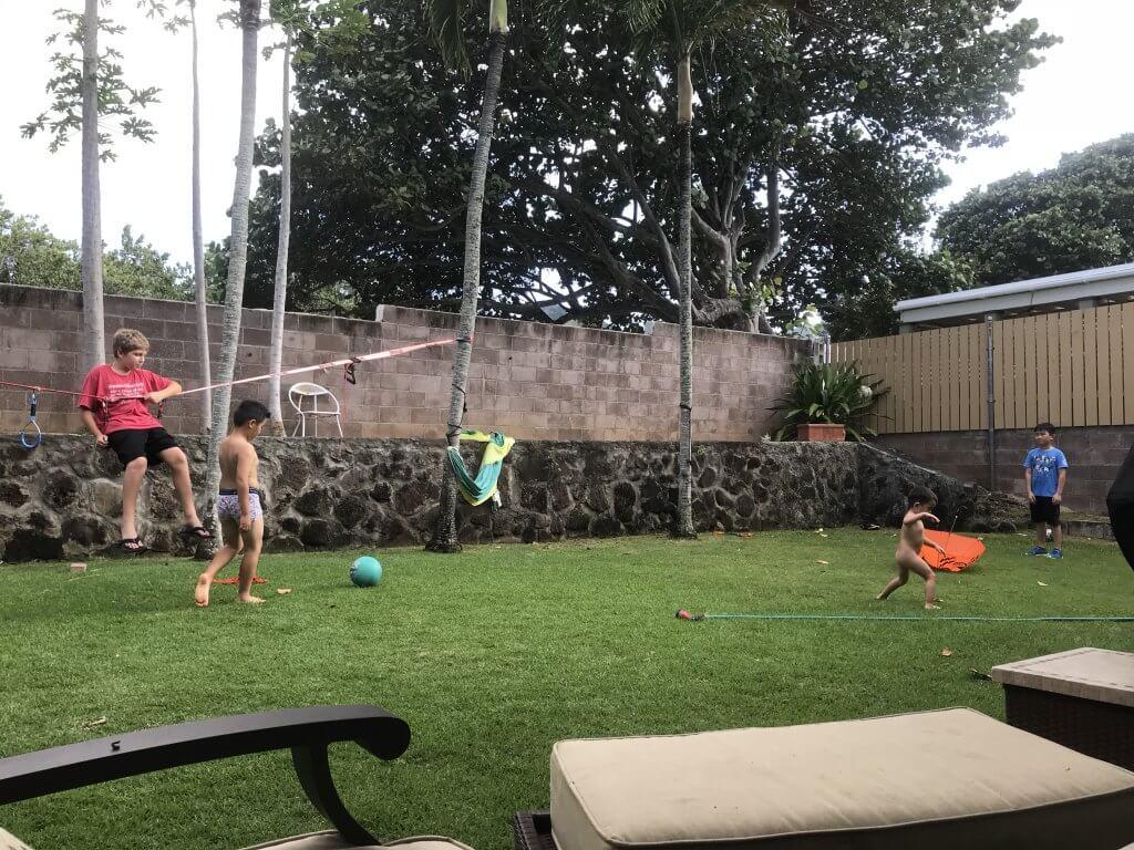 ハワイで大家:春休み突入2018