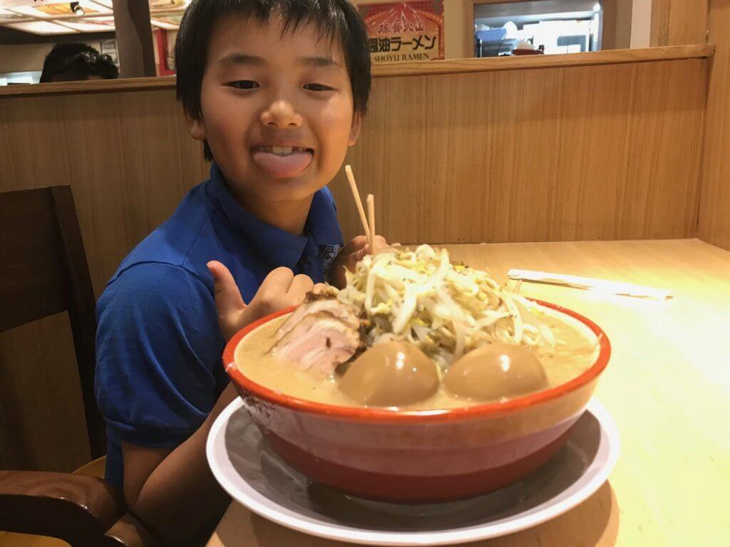 ハワイで大家:移住生活7年目の2018年の長男