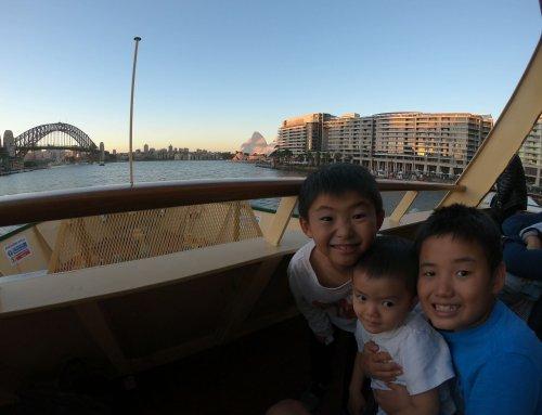 オーストラリア シドニーでの休暇と現地不動産市況