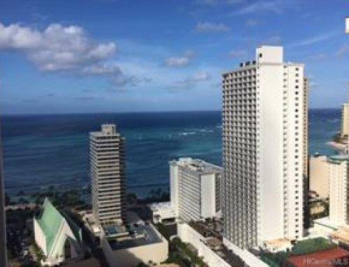 Waikiki Condo $600K